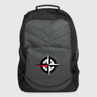 Compass star - Computer Backpack