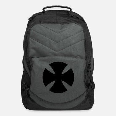Iron Cross iron cross - Computer Backpack