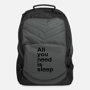 Sleep In sleep - Computer Backpack
