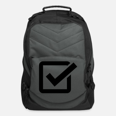 Check Mark Check Mark - Computer Backpack