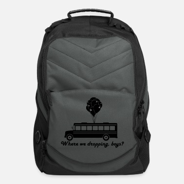 Fps Drop Where we dropping, boys? - Computer Backpack
