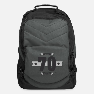 B-day 70 - Computer Backpack
