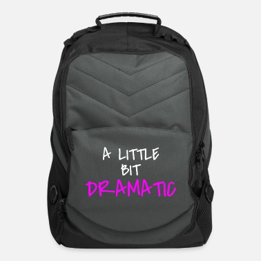 Funny Quotes For Girls girl quote - Computer Backpack
