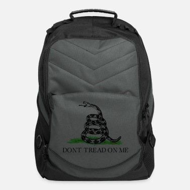 Don't Tread On Me (Gadsden Flag) - Computer Backpack