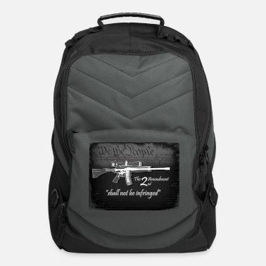 Second Amendment Constitution - Computer Backpack