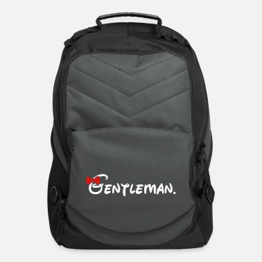 Gentleman Gentleman. - Computer Backpack