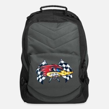 Furious Roadrunner right side - Computer Backpack