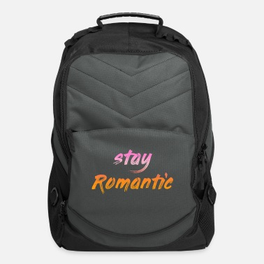 Romantic Stay Romantic - Computer Backpack