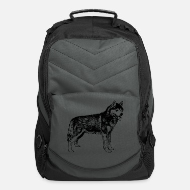 Beefy Husky - Computer Backpack