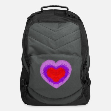 Heart - Computer Backpack
