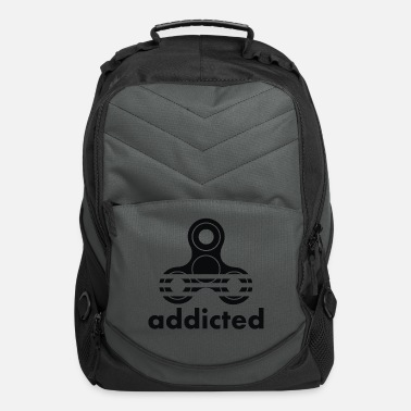 Addicted Addicted - Computer Backpack