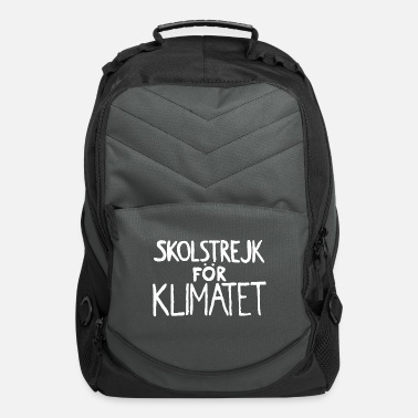 skolstrejk For klimatet - Computer Backpack