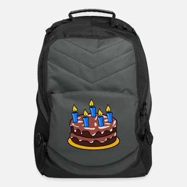 Birthday Cake Birthday Cake - Computer Backpack