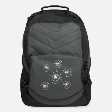 Bullet Hole Bullet Holes - Computer Backpack