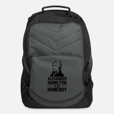 Homeboy hamilton is homeboy - Computer Backpack