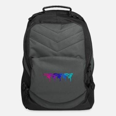 B Girl Breakdance Breakdancer Hip Hop B-Boy B-Girl Gift - Computer Backpack