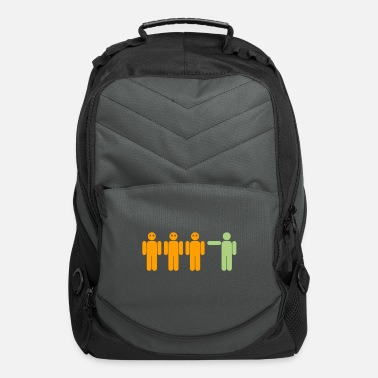 People People betrayed - Computer Backpack