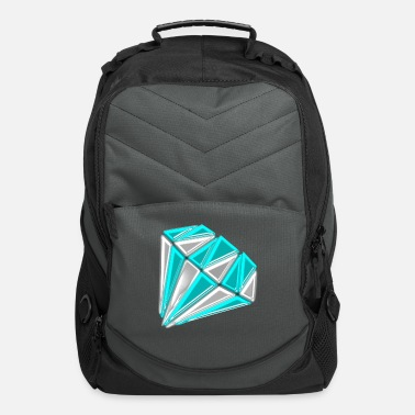Glamour diamond glamour - Computer Backpack
