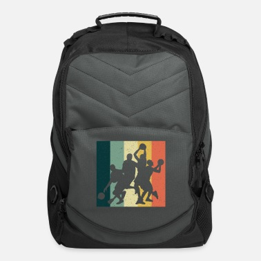 Basketball Player Basketball Player Team Gift - Computer Backpack