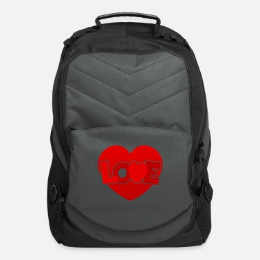 Love With Heart Love with heart - Computer Backpack
