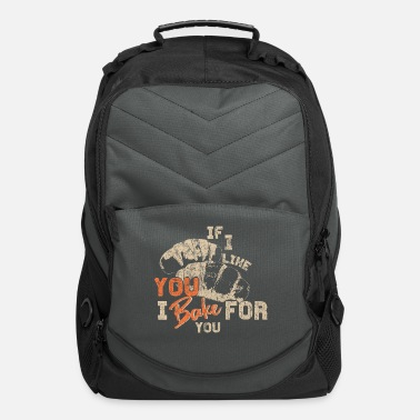 Cookie Baking Saying - Computer Backpack