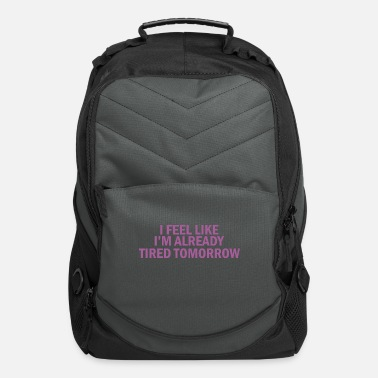 Funny Sleep Shirts | Funny Shirts About Sleep - Computer Backpack