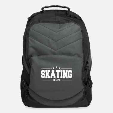Fun skating is life 1 - Computer Backpack