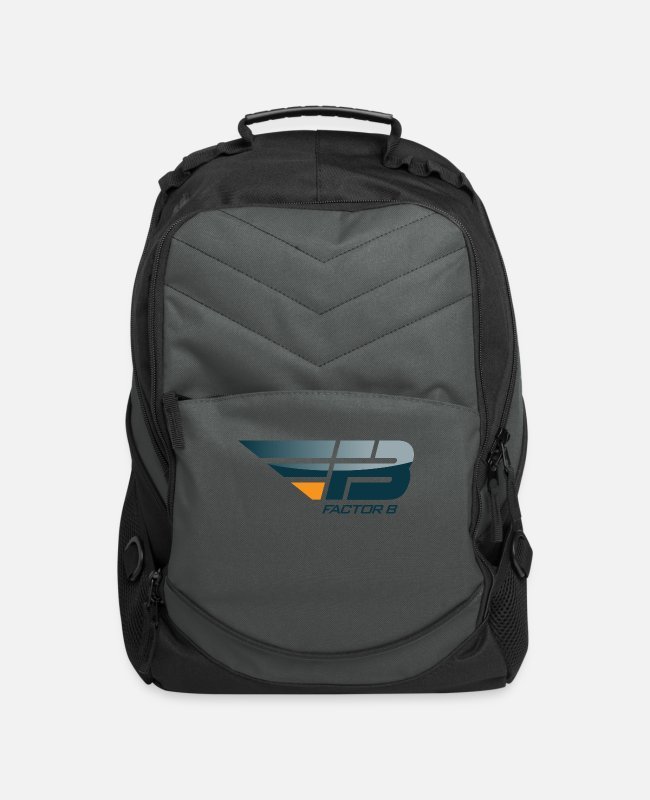 1 Bags & Backpacks - FBL Promo png - Computer Backpack charcoal