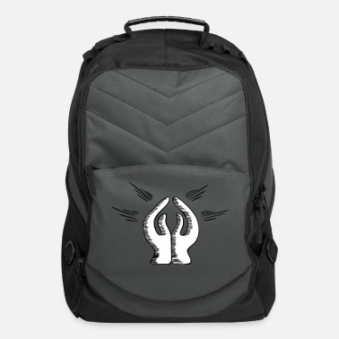 Healing Energy healing - Computer Backpack