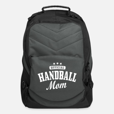 Ball Sport handball mom / official handball mom - Computer Backpack