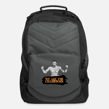 We Are The Champions illustration - Computer Backpack