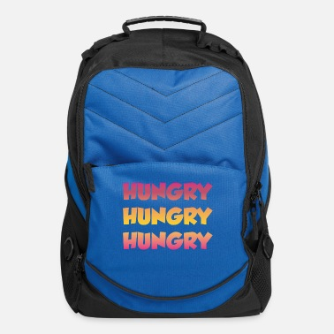 Hungry HUNGRY HUNGRY HINGRY - Computer Backpack