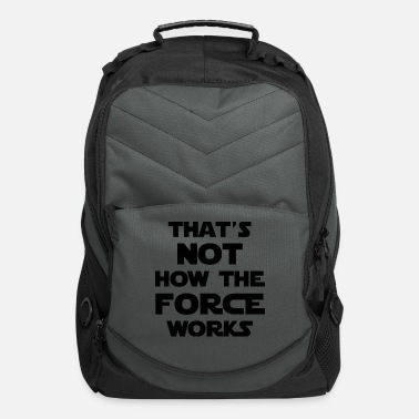 Force force - Computer Backpack