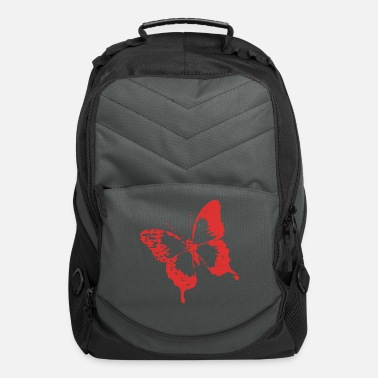 Trend Animal beautiful butterfly - Computer Backpack