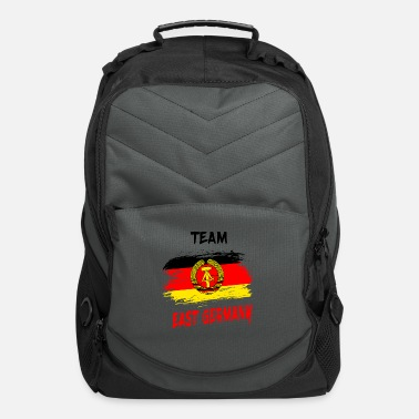 East Germany Team East Germany Gift DDR East Ossi - Computer Backpack