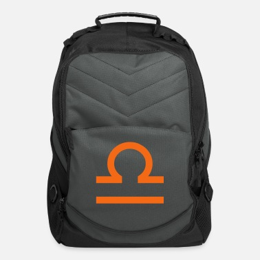 Planet Libra - Computer Backpack