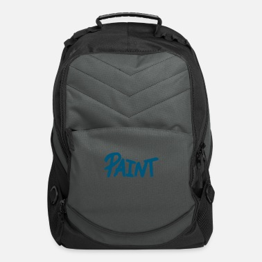 Painting Paint - Computer Backpack