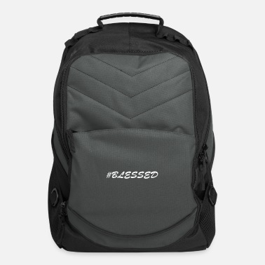 Bless You #BLESSED! ARE YOU BLESSED? GIFT IDEA - Computer Backpack