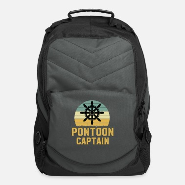 Pontoon Pontoon Captain - Computer Backpack