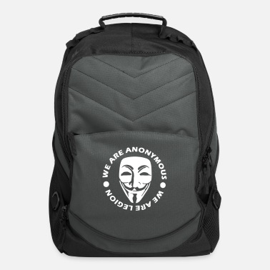 Hero anonymous 3 - Computer Backpack