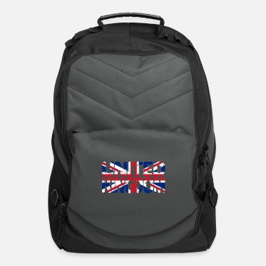 Union Jack United Kingdom UK Great Britain Flag Union Jack - Computer Backpack