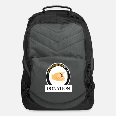Nonprofit Nonprofit Day T-Shirt - Computer Backpack