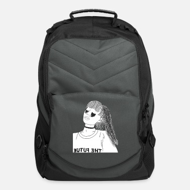 Drawing Drawing - Computer Backpack