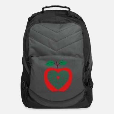 Fruit Apple Love - Computer Backpack