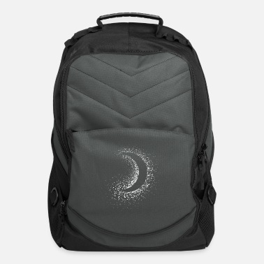 Moon moonlight - Computer Backpack