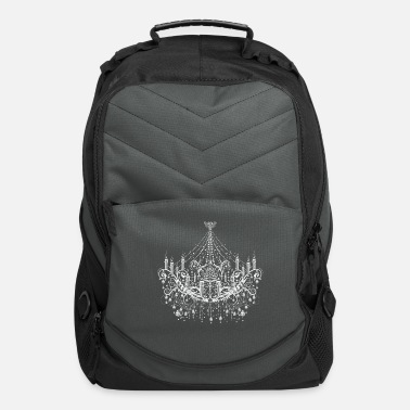 Set magnificent chandelier - Computer Backpack