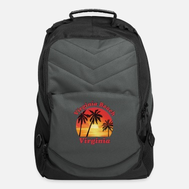 Virginia Beach Virginia Beach Virginia - Computer Backpack