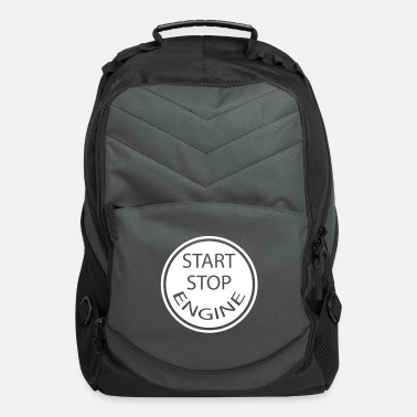 Ecology start_stop_engine_sse14 - Computer Backpack