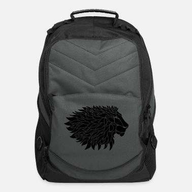 Mammal Lion mane - Computer Backpack