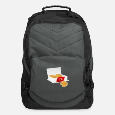 Chicken Chicken Nuggets Lover - Computer Backpack